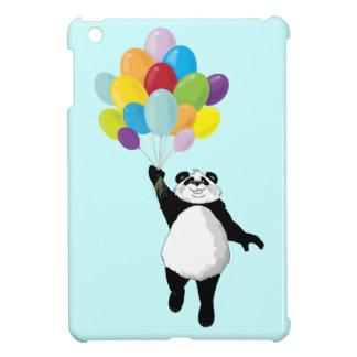 Panda och ballonger iPad mini skal