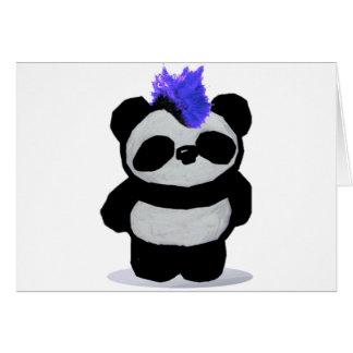 Panda Paperware Hälsningskort