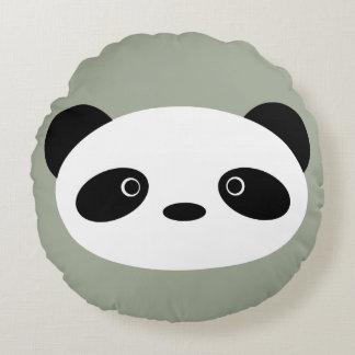 Panda Rund Kudde