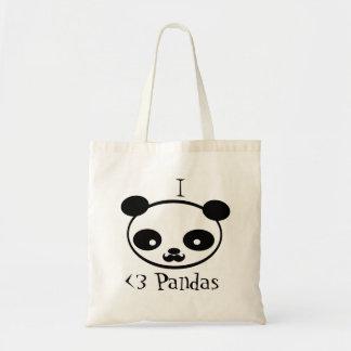 Panda Tygkasse