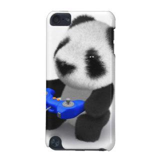 Panda Videogamer för baby 3d iPod Touch 5G Fodral