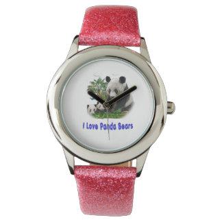 pandaberas armbandsur