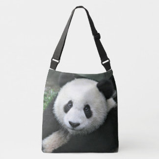 Pandabjörn Axelväska