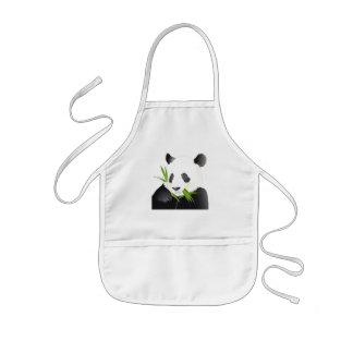 Pandabjörn Barnförkläde