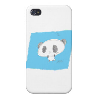Pandabjörn iPhone 4 Cover
