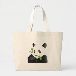 Pandabjörn Jumbo Tygkasse