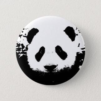 Pandabjörn Standard Knapp Rund 5.7 Cm