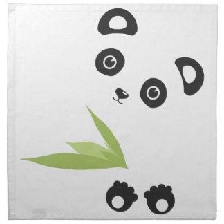 Pandabjörn Tygservett
