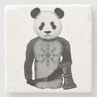 Pandabjörn Viking Underlägg Sten