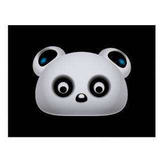 Pandabjörn Vykort