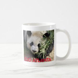 Pandabjörn@ Zoo Atlanta Kaffemugg