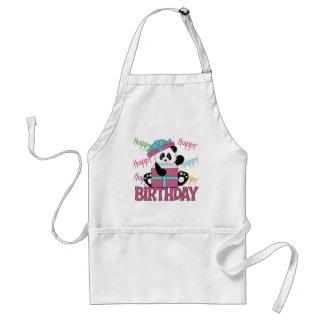 Pandafödelsedag Förkläde
