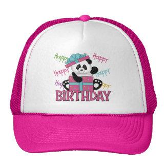 Pandafödelsedag Trucker Kepsar