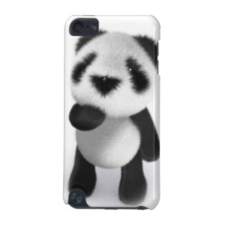Pandaklockor för baby 3d iPod touch 5G fodral