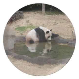 PandaM007 Dinner Plate