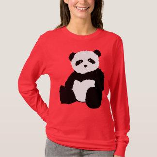 pandaplush. tee shirt