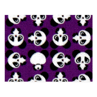 Pandas Vykort