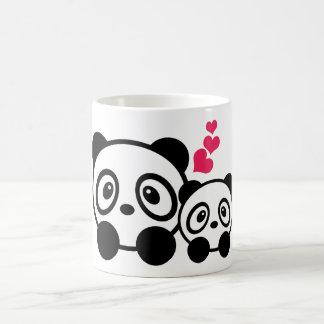 Pandasmugg Vit Mugg