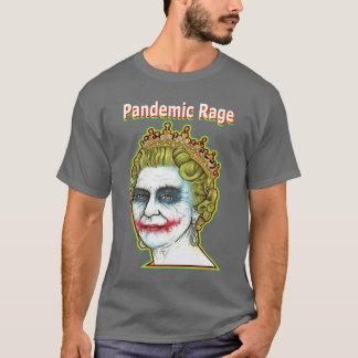 Pandemicursinne - göra till drottning skjortan för tshirts