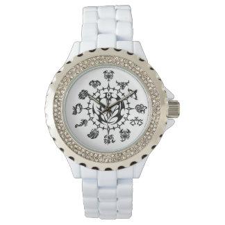 Pandora hjärtor Handwatch Armbandsur