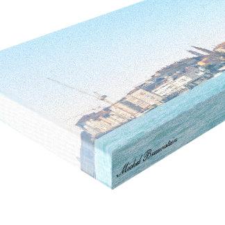 Panorama av Venedig, italien - kanfas Canvastryck
