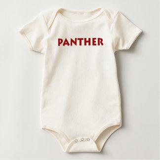 Panter Bodies För Bebisar