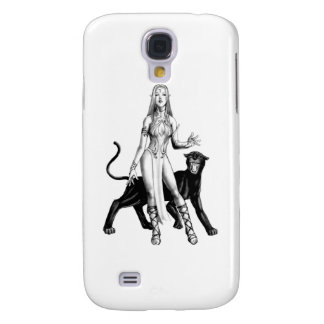 panther-clip-art-1 galaxy s4 fodral