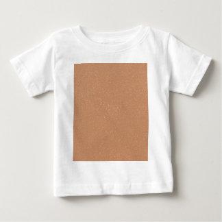 PANTONE rostade mandelrosor med fauxbran blänker T-shirts