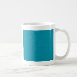PANTONE-Scubablått med fint fauxglitter Kaffemugg