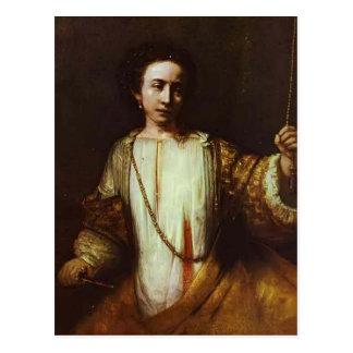 Paolo Veronese- Lucretia Vykort