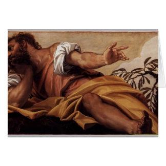 Paolo Veronese- St Matthew Hälsningskort