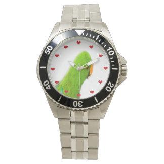 Papegoja Armbandsur