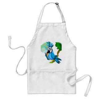 Papegoja Förkläde