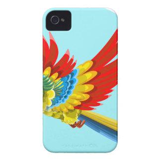 papegoja iPhone 4 skydd