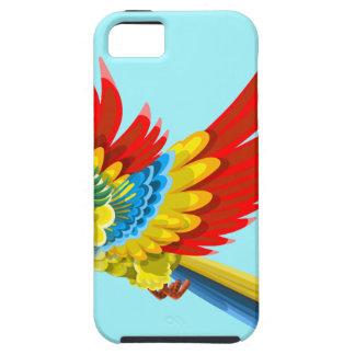 papegoja iPhone 5 fodral