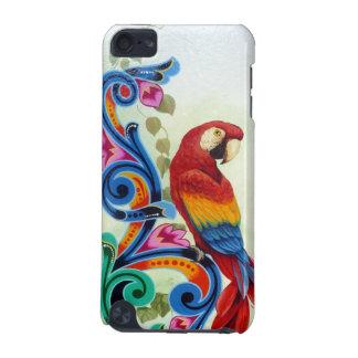 papegoja iPod touch 5G fodral