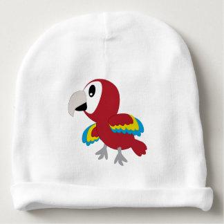 Papegoja - nyfödd hatt för Rainforest