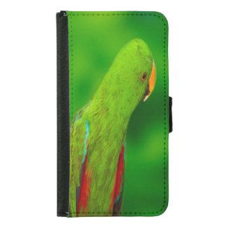 Papegoja Plånboksfodral För Samsung Galaxy S5