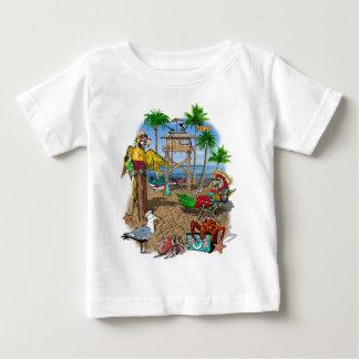 Papegojastrandparty T-shirt