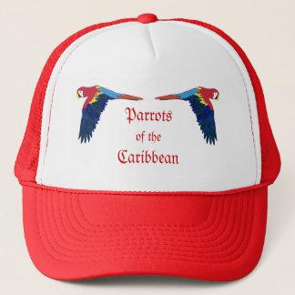 Papegojor av det karibiskt keps