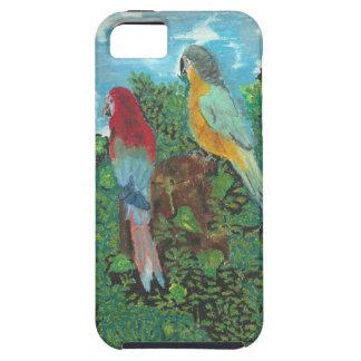 Papegojor iPhone 5 Fodral