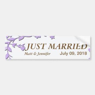 Papel Picado bröllopinbjudan - älskvärda duvor Bildekal