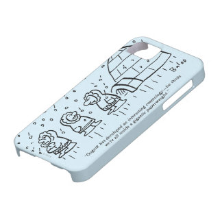 Paperweight iPhone 5 Cases