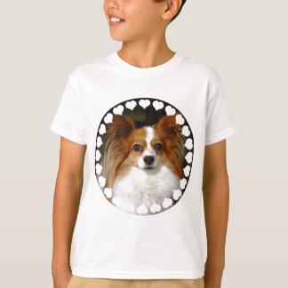Papillon barnT-tröja T Shirts