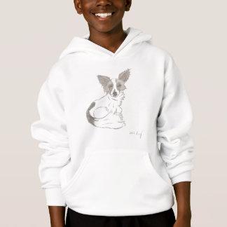 Papillon skissar skjortor tee