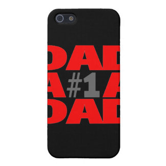 Pappa #1 iPhone 5 cover