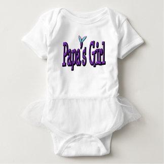 Pappa flicka tee shirt
