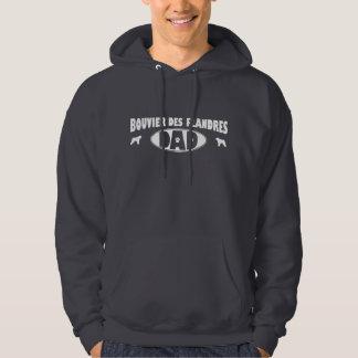 Pappa för Bouvier des Flandres Sweatshirt