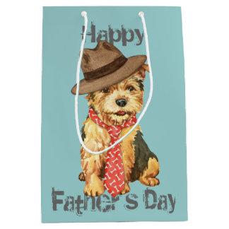 Pappa för Norwich Terrier