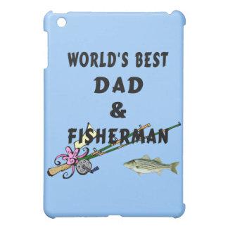 Pappa och fiskare iPad mini skal